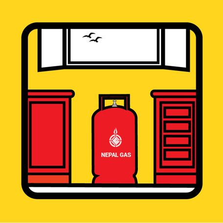 Where to keep your cylinder?